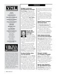 VML ANNUAl CONFERENcE PREviEw - the Virginia Municipal ... - Page 4