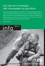 PDF 7.72 MB - Schweizerische Gesellschaft für Muskelkranke (SGMK)