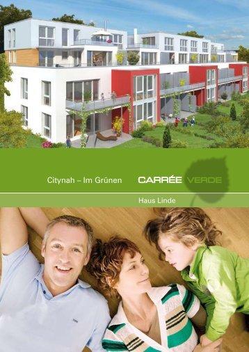 Exposé Carrée Verde - Lifestyle Wohneigentum
