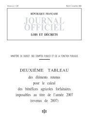 Journal officiel de la République française - LexisNexis
