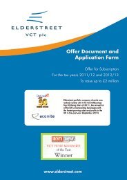 Offer Document and Application Form - Clubfinance