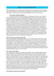 Gibt es Gott wirklich nicht.pdf - Helmutblatt.de
