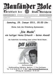 """""""Die Made"""" ein lustiger Heinz Erhardt - Guten Abend! - Adelsheim"""