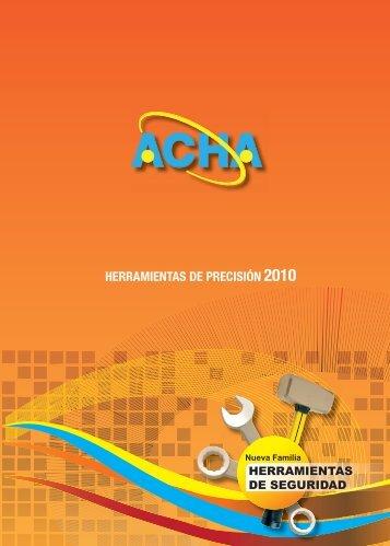 HERRAMIENTAS DE PRECISIÓN 2010