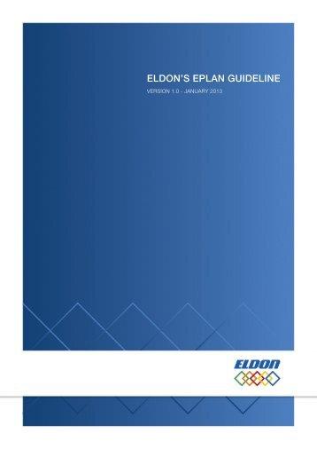 ELDON'S EPLAN GUIDELINE