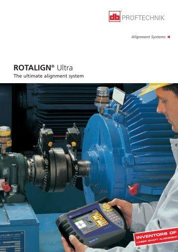 ROTALIGN® Ultra - Machine Development Technologies