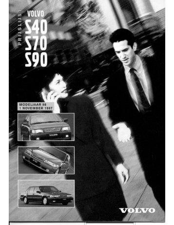S40 prijslijst nov 97 MJ 98.pdf - Volvo