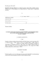 Vzorec pogodbe - Uprava Republike Slovenije za jedrsko varnost