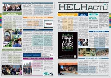 Helhactu #2 - mars 2013