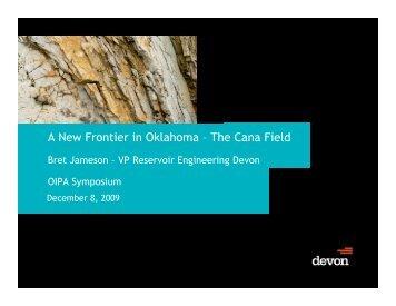 The Cana Field - OIPA