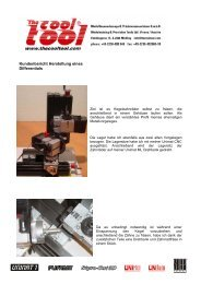 Kundenbericht Differential - The Cool Tool GmbH