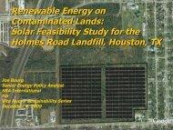 Solar Feasibility - Vita Nuova LLC