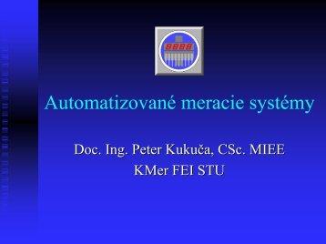 Automatizované meracie systémy