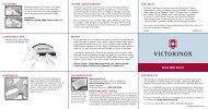 VMS07025_REV0609_SAK Manual PDF Update_FINAL ... - Victorinox