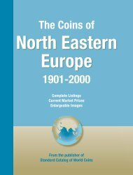 The Coins of North Eastern Europe, 1901-2000 - F+W Media