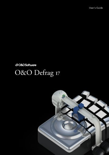 O&O Defrag 17 User's Guide - O&O Software
