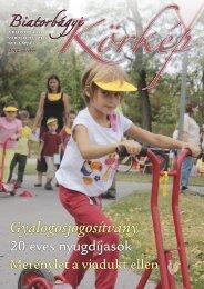 Gyalogosjogosítvány - Biatorbágy