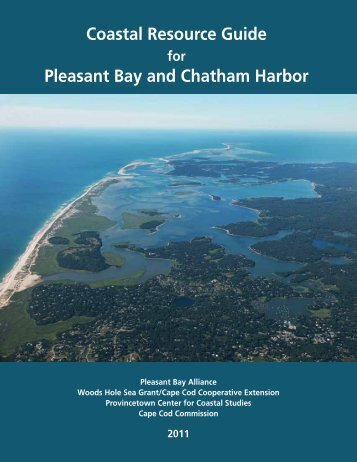 Coastal Resource Guide Pleasant Bay and ... - Town to Chatham