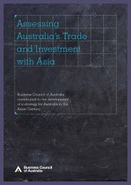 Assessing Australia's Trade and Investment with Asia - ITS Global