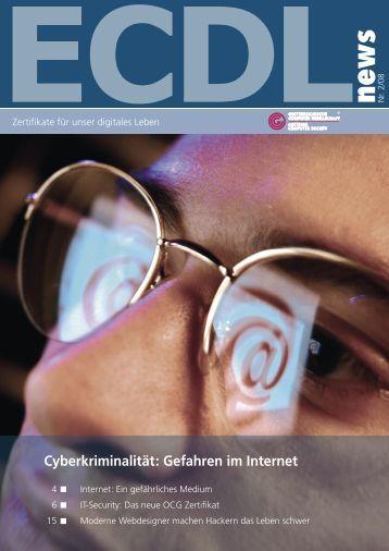 Cyberkriminalität: Gefahren im Internet - ECDL