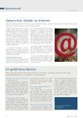 Cyberkriminalität: Gefahren im Internet - ECDL - Seite 4