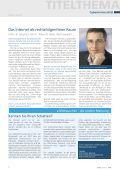 Cyberkriminalität: Gefahren im Internet - ECDL - Seite 5