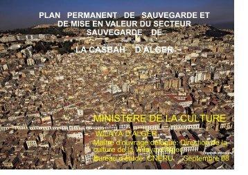 MINISTERE DE LA CULTURE - Qualicities