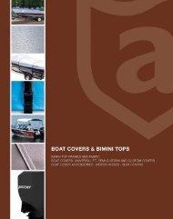 boat covers / bimini tops - Attwood