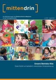 Magazin herunterladen - Ernst von Bergmann