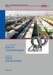 Bahn & Transportwesen Rail & Transportation - und ...
