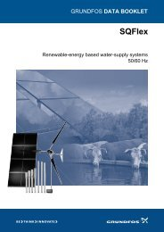 GRUNDFOS DATA BOOKLET - African Energy