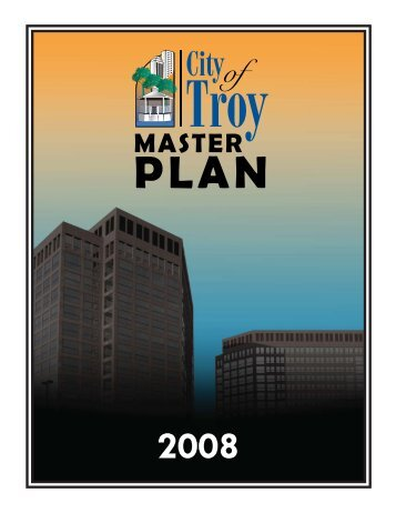 Master Plan - City of Troy