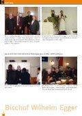 Unser Bischof Wilhelm wirkt weiter! - Kolpingwerk Südtirol - Seite 4
