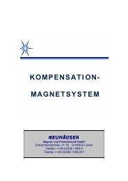 Erläuterungen - NEUHÄUSER Magnet- und Fördertechnik