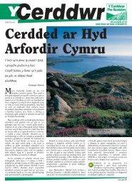 Cerdded ar Hyd Arfordir Cymru Y