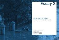 Boek PROmO - ESSAY 2 Kijk op Waterveiligheid ... - Leven met Water