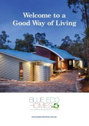 Welcome to a Good Way of Living - Green Moves Australia