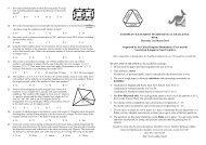 Pink Kangaroo - Questions - United Kingdom Mathematics Trust ...