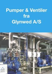 Divisionsbrochure - Glynwed A/S