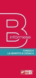 Vivir con hepatitis B crónica