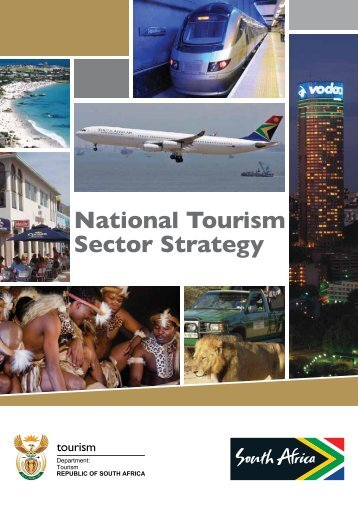 National Tourism Sector Strategy - Department of Tourism