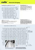Fußbodenheizung - Cufix - Seite 4