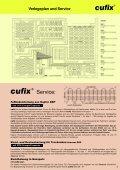 Fußbodenheizung - Cufix - Seite 5