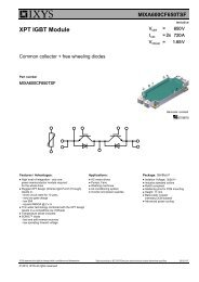 XPT IGBT Module