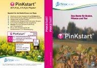 PinKstart® - Timac Agro