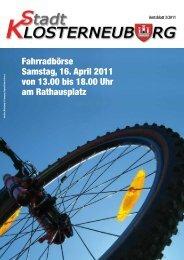 (3,65 MB) - .PDF - Stadtgemeinde Klosterneuburg