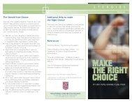 HS Steroids Parent Brochure.qxd