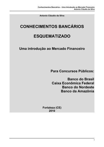 uma introdução ao mercado financeiro - VouPassar.com.br