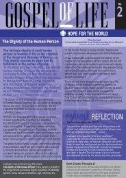 PARABLE REFLECTION - St Columbans Mission Society