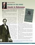 LINCOLN IN KALAMAZOO! - Kalamazoo Valley Museum ... - Page 4